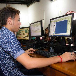 Tecniser | Sala de informatica