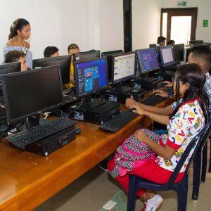 Tecniser | Sala de informática