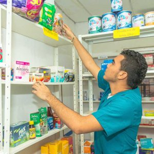 Tecniser | Farmacia