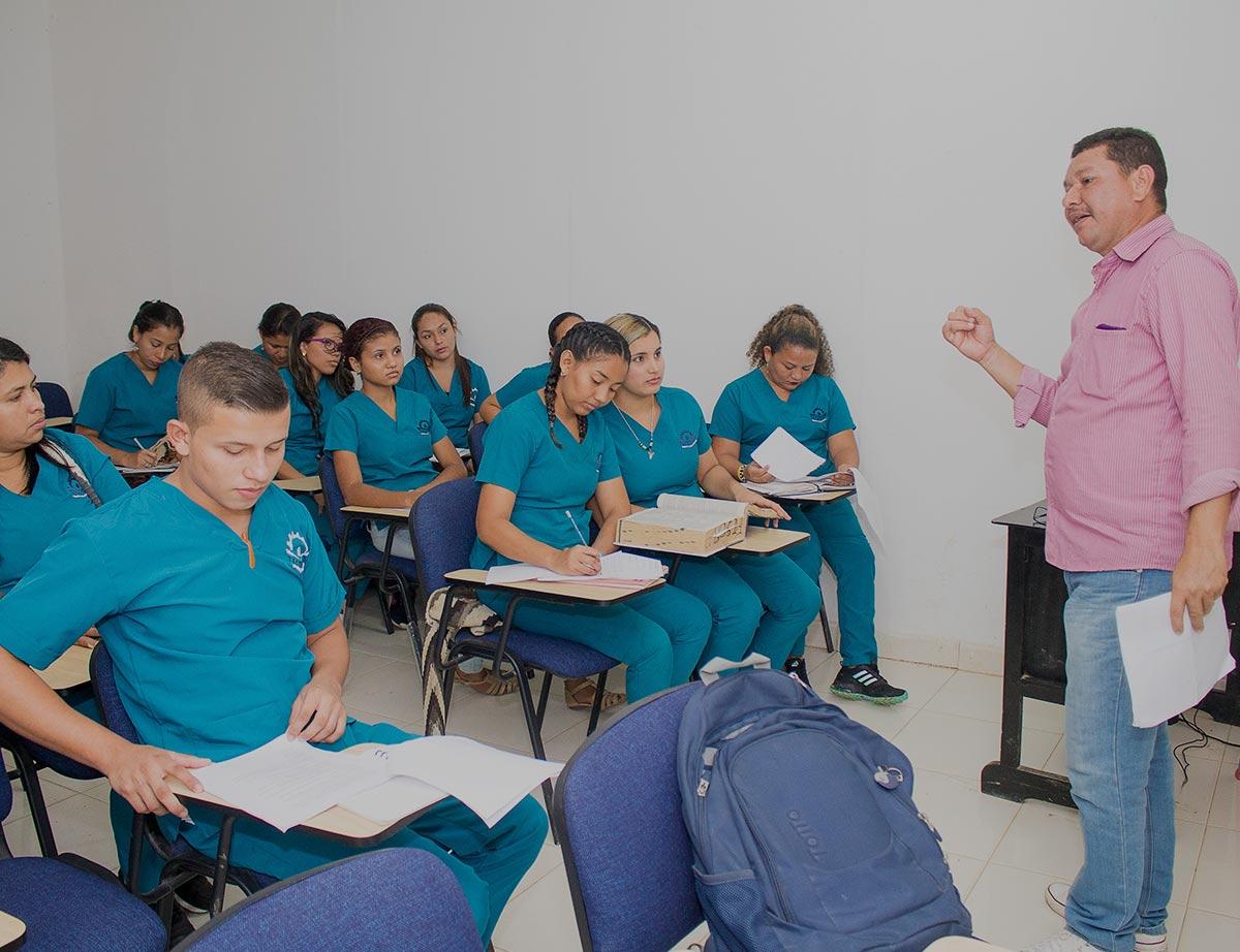 salón de enfermeria | Tecniser